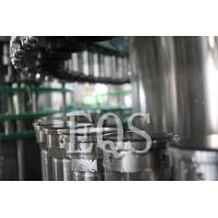 Cheap 18000BPH 304 Stainless Steel Beer Bottle Filling Machine With Washer / Filler / for sale