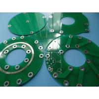 China 1oz High Frequency Prototype PCB Manufacturing 4 Designs HASL Lead Free on sale