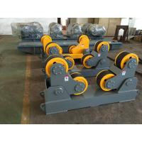Best 20 Ton Pipe Conventional Welding Turning Rolls For Vessel Diameter 3500mm Maximum wholesale