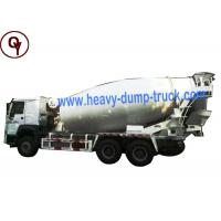 Best Sinotruk HOWO 6x4 Concrete Mixer Truck 8m3 / 10m3 Capacity Available wholesale