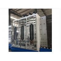 Best 2500mm Double Glazing Machinery Automatic Flat Press Insulating Glass Produce Line wholesale