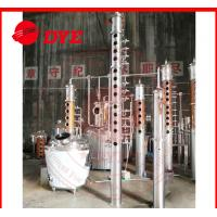 Best 500Gal Commercial Distilling Equipment Stainless Steel Bubble Cap wholesale