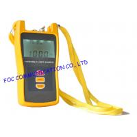 Quality High Stability Fc / Pc Fiber Optic Light Source Tester For Multimode Fiber wholesale