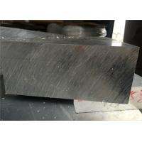 China 75mm Thick 7075 aluminum Plate in stock With Excellent Machining Performance For Fabrication of Mold on sale