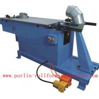 China CE Stone Coated Roof Tile Machine For Square Rectangle Downspout / Down Pipe on sale