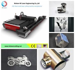 Quality 500W/750W/1000W/2000W 1530 Fiber Metal Laser Cutting Machine For Stainless Steel wholesale