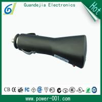 Best Hot sale best IC chip 4.2V Car cigarette Charger with CE ROHS certificate wholesale