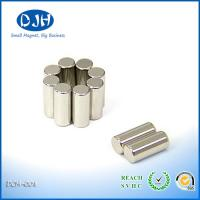 Buy cheap Industrial Monopole N52 Rare Earth Sintered Neodymium Magnet Cylinder High from wholesalers