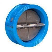 Quality PN10 Ductile Iron Body Buffer Check Valve With Viton Seat DN15 ~DN1200 wholesale
