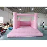 Best Commercial White Bouncy Castle Wedding Children'S Inflatable Bounce House Rental Bouncy Jumping Bouncer For Sale wholesale