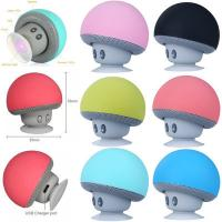 Cheap Cute Mini Wireless Bluetooth Outdoor Speaker Maikou Mushroom Style Support Hand for sale