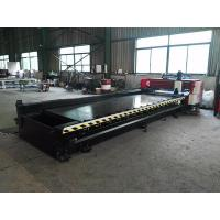 Best High Speed Horizontal V Grooving Machine 4000mm Length Alloy Blade Cutting Stainless Steel wholesale