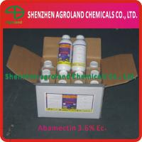 Antibiotic Agent Abamectine 96%TC 95%TC 1.8%EC 3.6%EC 5%EC 3.6%WP