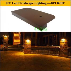Low Voltage LED Hardscape Lighting for Brick & stone Lighting,led Retaining Walls Lights