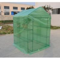 Cheap 210*143*195 Cm Walk In Greenhouse / Garden Plant Grow Tunnel Customized 200pcs for sale