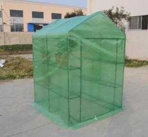 Best 210*143*195 Cm Walk In Greenhouse / Garden Plant Grow Tunnel Customized 200pcs Customized 17 KGS wholesale