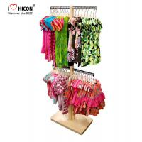 China Kids Clothing Store Fixtures Customized MOQ 20pcs Apparel Store Display on sale
