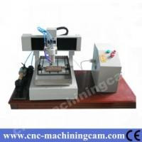 Buy cheap mini metal router ZK-3030(300*300*80mm) from wholesalers