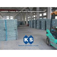 Best Stainless Steel Stone Gabion Box 2x1x1 with Heavily Zinc Galvanised Wire wholesale