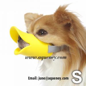 Best Duck-billed dogs Adjustable Dog Muzzle, Pet Muzzle wholesale