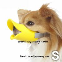 Best Duckface Dog Muzzle Adjustable Duck Bill Dog Muzzle Available in 3 Colours wholesale