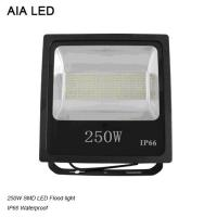 Best Square and exterior IP66 SMD 250W LED Flood light for wall decoration used wholesale