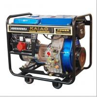 Best 5KVA Air Cooled Diesel Generator Set With 3000/3600rpm Engine Speed Rpm wholesale
