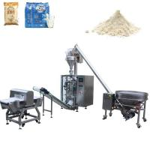 China Multipurpose 500g Milk Powder Sachet Packaging Machine With Gusset Function on sale