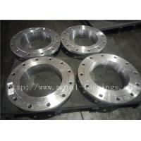 Best ANSI ASME Duplex stainless steel forged flanges For Ball Valve wholesale