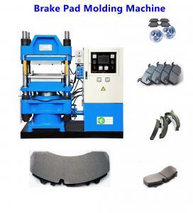 China Brake Pad Molding Machine on sale
