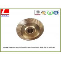 Best CNC Machining Components milling machines Precision Gears used for power feed wholesale