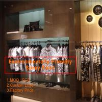 Best attractive clothing shop vitrine display/display fixture for clothing wholesale