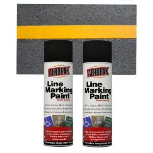 Best Thermoplastic Acrylic Aerosol Spray Paint 3min Drying 100m Length wholesale