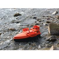 Buy cheap Bait boat fish finder DEVC-202 orange , carp for fishing bait boats from wholesalers