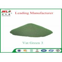 Best OEM Indigo Vat Dye C I Vat Green 3 Olive Green B Vat Dyes And Pigments Journal wholesale