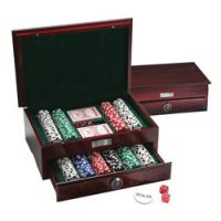China 500 Chip Piece Executive Poker Set on sale