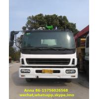 Best 6 X 4 Driving Type Used Concrete Pump Truck Mounted Concrete Boom Pump wholesale