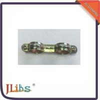 Quality M6 Superfines Carbon Steel Pipe Clamps , Thickness 12mm-15mm wholesale