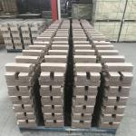 Best Common Kiln Refractory Bricks , Phosphate Bonded High Alumina Bricks Heat Resistant wholesale