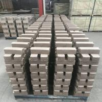 Best Common Kiln Refractory Bricks , Phosphate Bonded High Alumina Bricks Heat Resistant wholesale