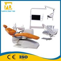 China Medical Device Dental Chair  With Mirco-fiber Leather Cushion on sale