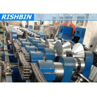 Quality C & Z Purlin Roll Forming Equipment  30 KW wholesale