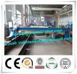 Best Multiple Strip H Beam CNC Plasma Cutting Machine 4000mm Cutting Width wholesale