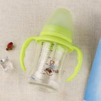 Buy cheap Comfortable Baby Sipper Water Bottle , Shatterproof Non Spill Bpa Free Milk Bottles 240ml from wholesalers