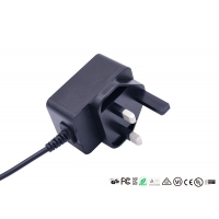 Best CE GS Certificate UK Plug 12V 1A AC DC Power Adapter For Router wholesale