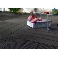 Best Wood  Plastic Composite Easy install Home-decorating DIY Decking Tiles wholesale