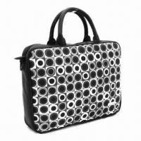 Cheap 12-inch Laptop Bag, Made of PVC for sale