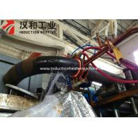 Quality Water Cooling Induction Heating Bending Pipe Machine , CNC Metal Bender Machine wholesale