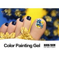 Best Strong Adhesion Uv Gel Paint For Nails Remove Easily Environment - Friendly wholesale