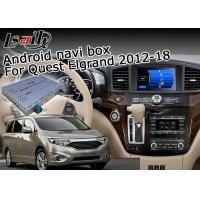 Buy cheap Nissan Elgrand Quest 7.1 Android Navigation Box , GPS Navigation Device Durable from wholesalers